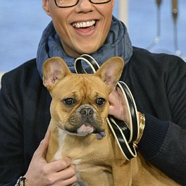 Gok Wan and Dolly